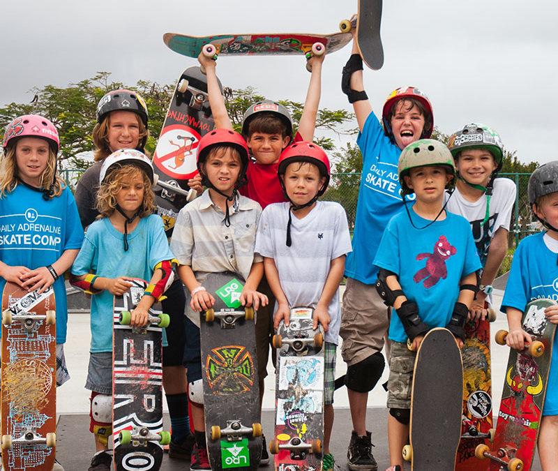 Skate Comp at Phipps Skatepark